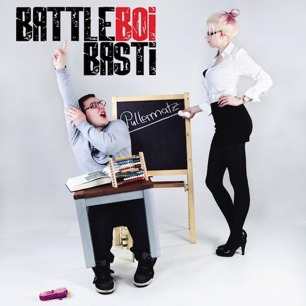 Battleboi Basti – Pullermatz Album Cover