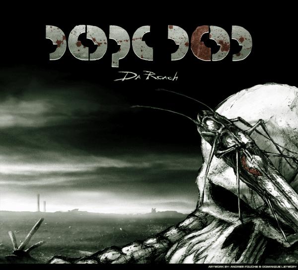 Dope D.O.D. – Da roach Album Cover