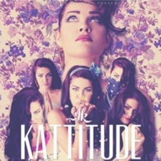 Kitty Kat - Kattitude Album Cover