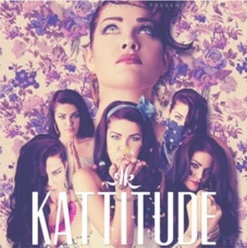 Kitty Kat – Kattitude Album Cover