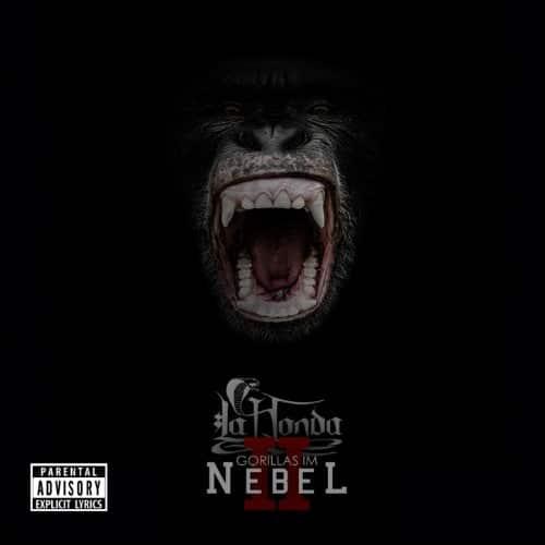 La Honda – Gorillas im Nebel 2 Album Cover