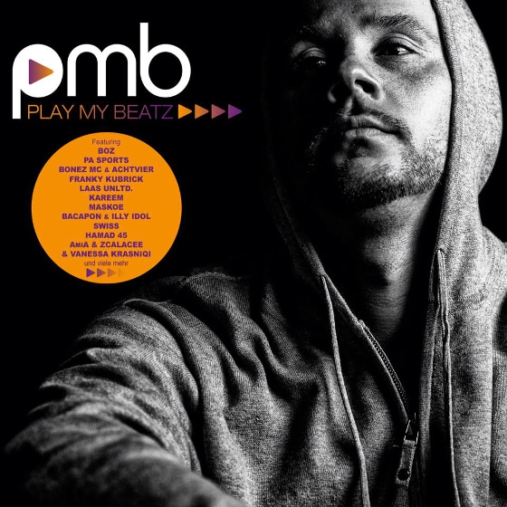 P.M.B. – Play my beatz Album Cover