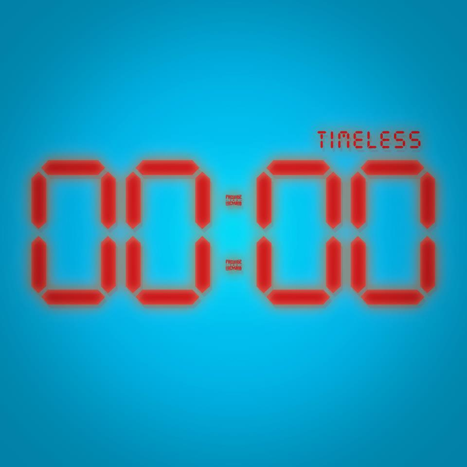 Timeless – 00:00 Album Cover