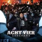 AchtVier - Aufstand Album Cover