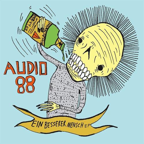 Audio88 – Ein besserer Mensch EP Album Cover