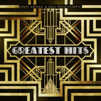 David Asphalt und Milli - Greatest Hits Vol.1 Album Cover