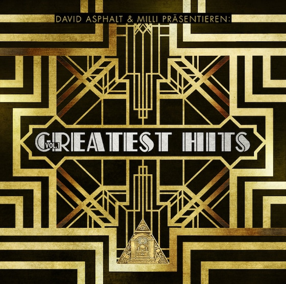 David Asphalt & Milli – Greatest Hits Vol.1 Album Cover