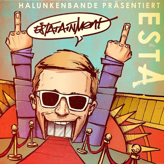 EstA – EstAtainment Album Cover