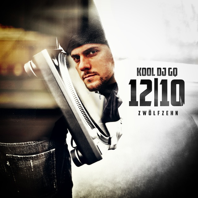 Kool DJ GQ – 1210 Album Cover