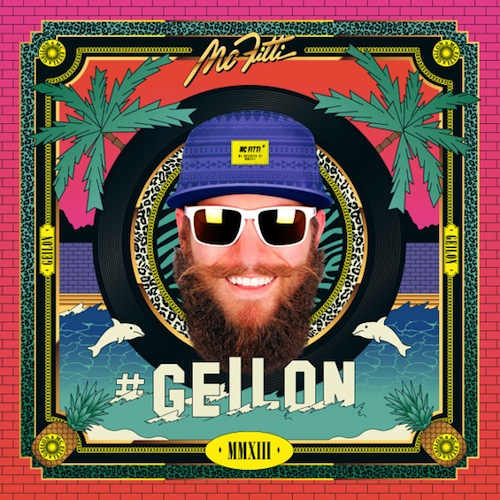 MC Fitti – Geilon Album Cover