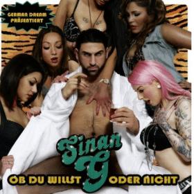 Sinan G - Ob du willst oder nicht Album Cover