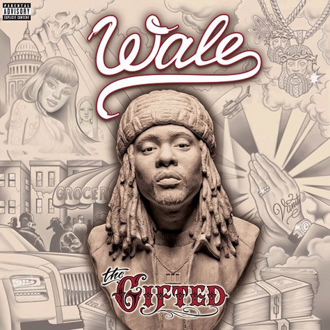 Wale – The Gifted Album Cover