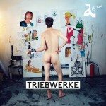 Alligatoah - Triebwerke Album Cover