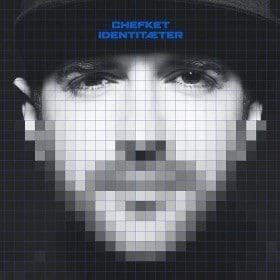 Chefket - Identitaeter Album Cover