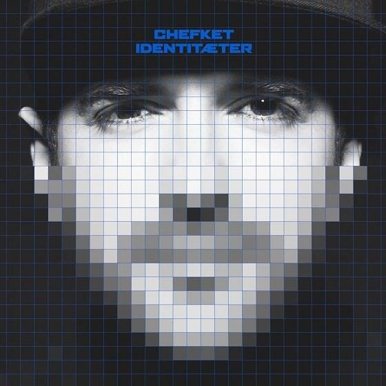 Chefket – Identitäter Album Cover