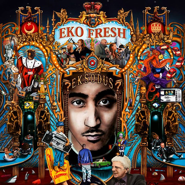 Eko Fresh – Eksodus Album Cover