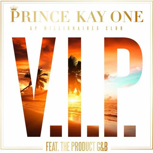 Kay One – V.I.P. Album Cover
