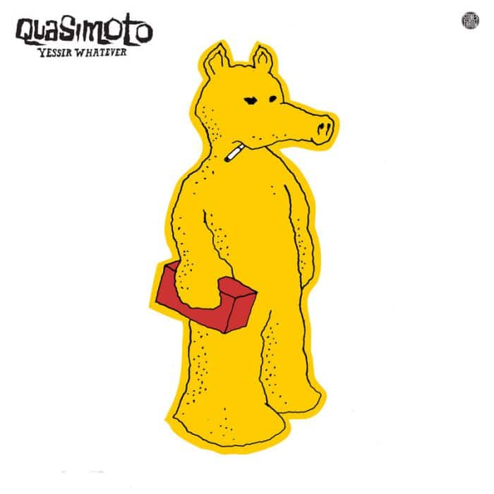 Quasimoto – Yessir whatever Album Cover