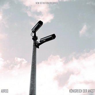 Abroo - Koenigreich der Angst Album Cover