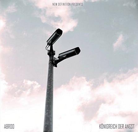 Abroo – Königreich der Angst Album Cover