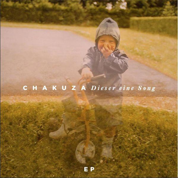Chakuza – Dieser eine Song EP Album Cover