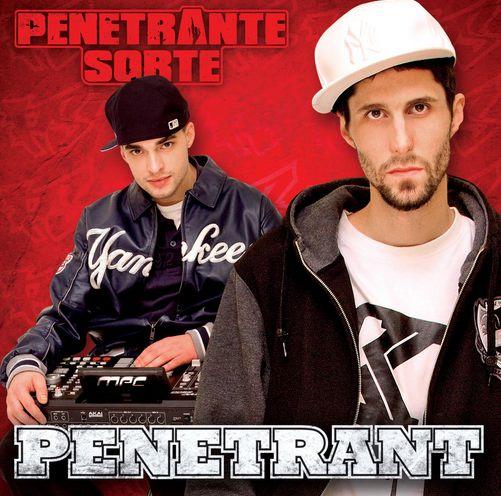 Penetrante Sorte – Penetrant Album Cover