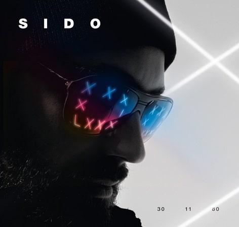 Sido – 30.11.80 Album Cover