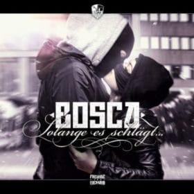 Bosca - Solange es schlaegt Album Cover