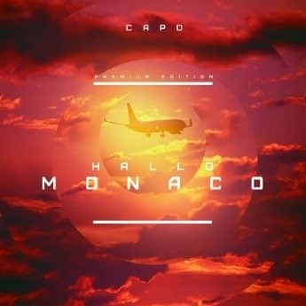 Capo - Hallo Monaco Album Cover Amazon Edition