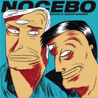 Fatoni & Edgar Wasser - Nocebo Album Cover