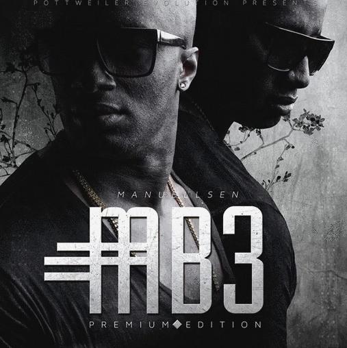 Manuellsen – MB3 Album Cover