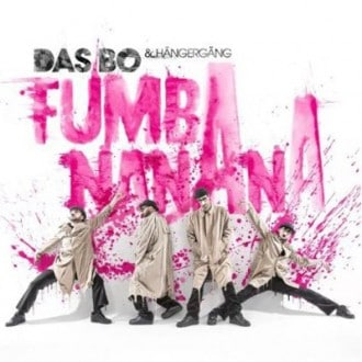 Das Bo - Fumbananana EP Album Cover