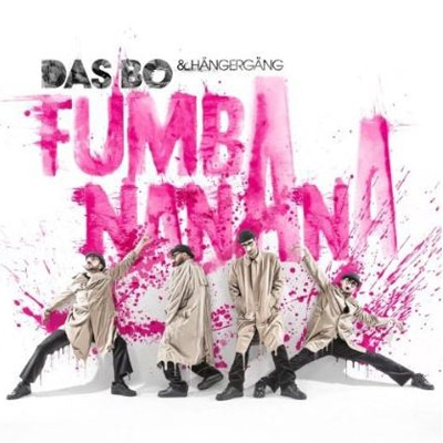 Das Bo – Fumbananana EP Album Cover