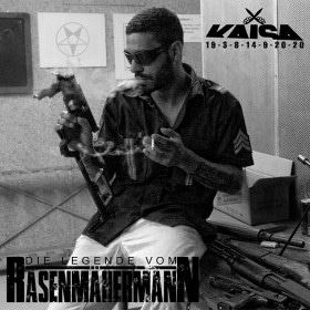 Kaisa - Die Legende vom Rasenmaehermann Album Cover