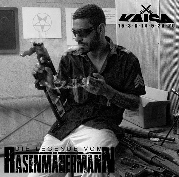 Kaisa – Die Legende vom Rasenmähermann Album Cover