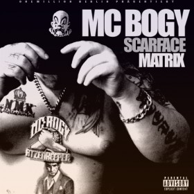 MC Bogy - Scarface Matrix Album Cover