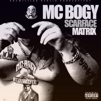 MC Bogy - Scarface Matrix Album Cover