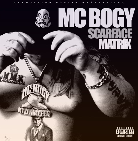 MC Bogy – Scarface Matrix Album Cover