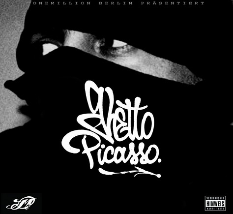 MOK – Ghettopicasso Album Cover