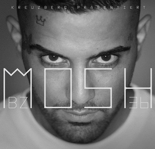 Mosh36 – BZ Album Cover