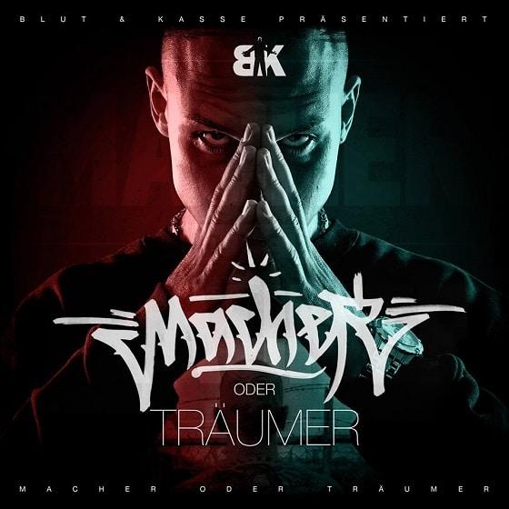 BK – Macher oder Träumer Album Cover