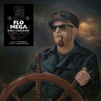 Flo Mega - Mann ueber Bord Album Cover
