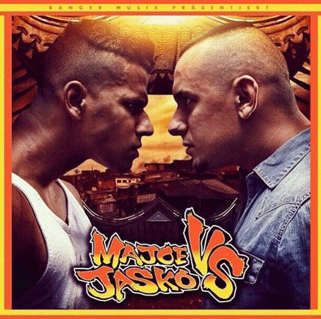 Majoe & Jasko – Majoe vs. Jasko Album Cover