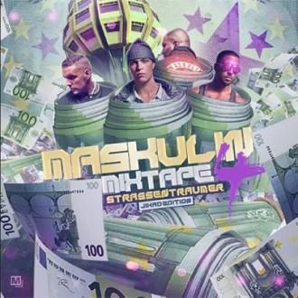 Maskulin Mixtape Vol4 - Jihad Strassentraeumer Album Cover