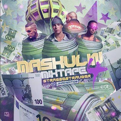 Maskulin Mixtape Vol.4 – Jihad Strassenträumer Edition Album Cover