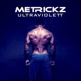 Metrickz - Ultraviolett Album Cover