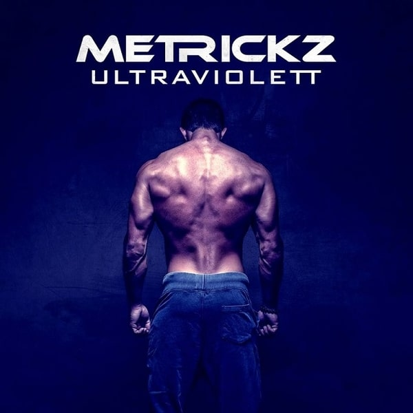 Metrickz – Ultraviolett Album Cover