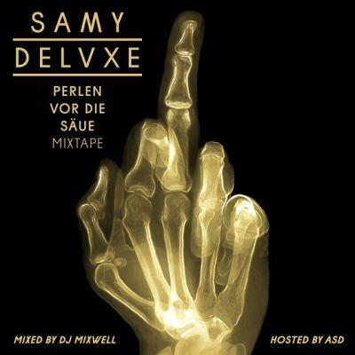 Samy Deluxe – Perlen vor die Säue Album Cover