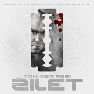 Toni der Assi - Zilet Album Cover
