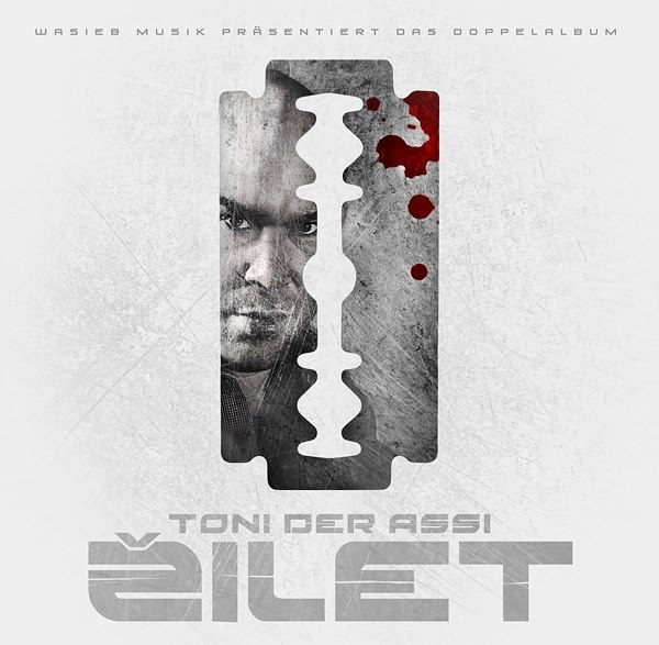 Toni der Assi – Zilet Album Cover